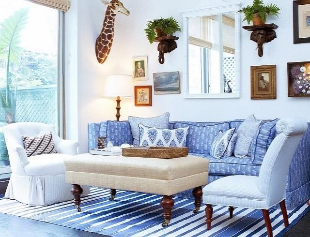 Как изменить интерьер дома без ремонта: 5 простых способов освежить дизайн дома летом