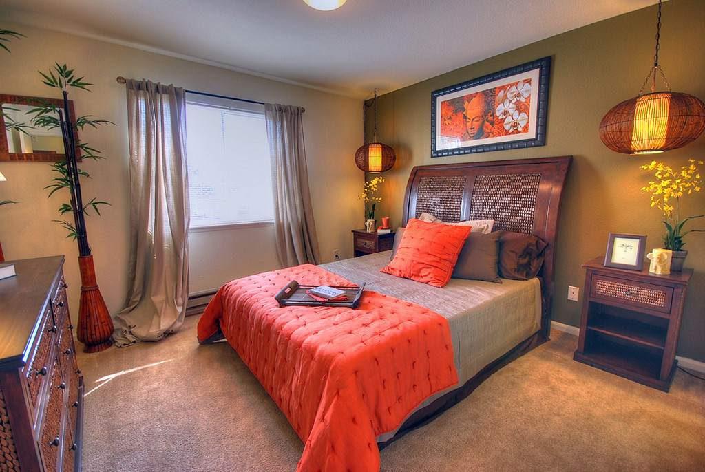 Картины для спальни по фен-шуй: особенности выбора и оформления