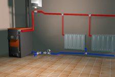 Отопительные системы частных домов от компании Локас