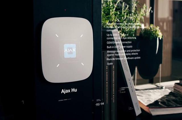 Ajax хаб для охранной сигнализации
