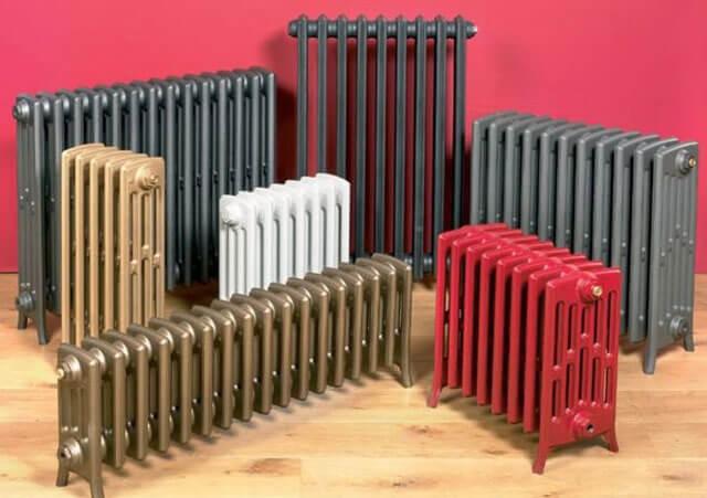 Чугунные или биметаллические радиаторы