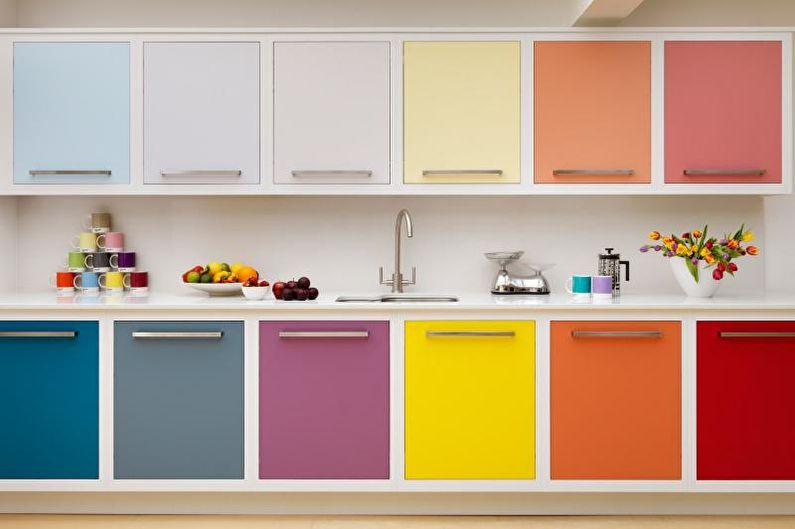 Самые модные цвета для кухни 2021 года