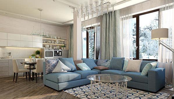 Компания «Дизайн Дома» предлагает лучшие идеи дизайна интерьера