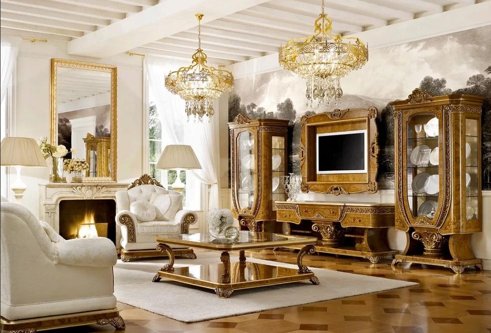 За что люди любят итальянскую мебель