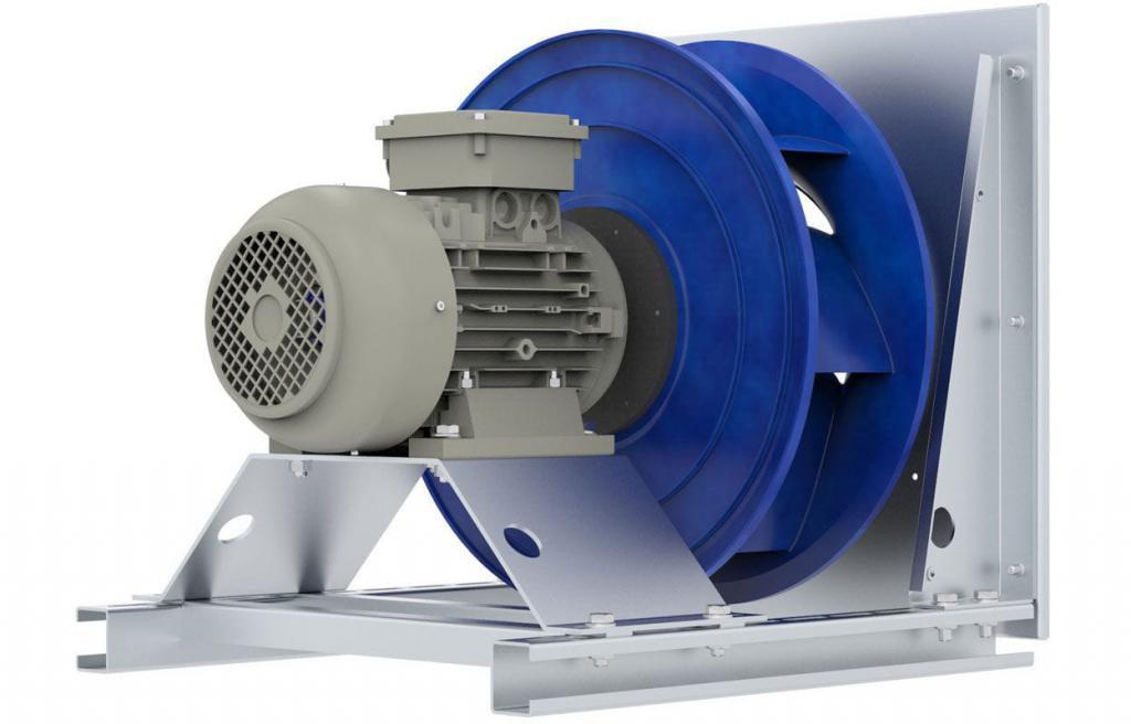 Как подобрать марку вентилятора высокого давления