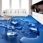Что такое наливной пол и какой лучше выбрать для дома