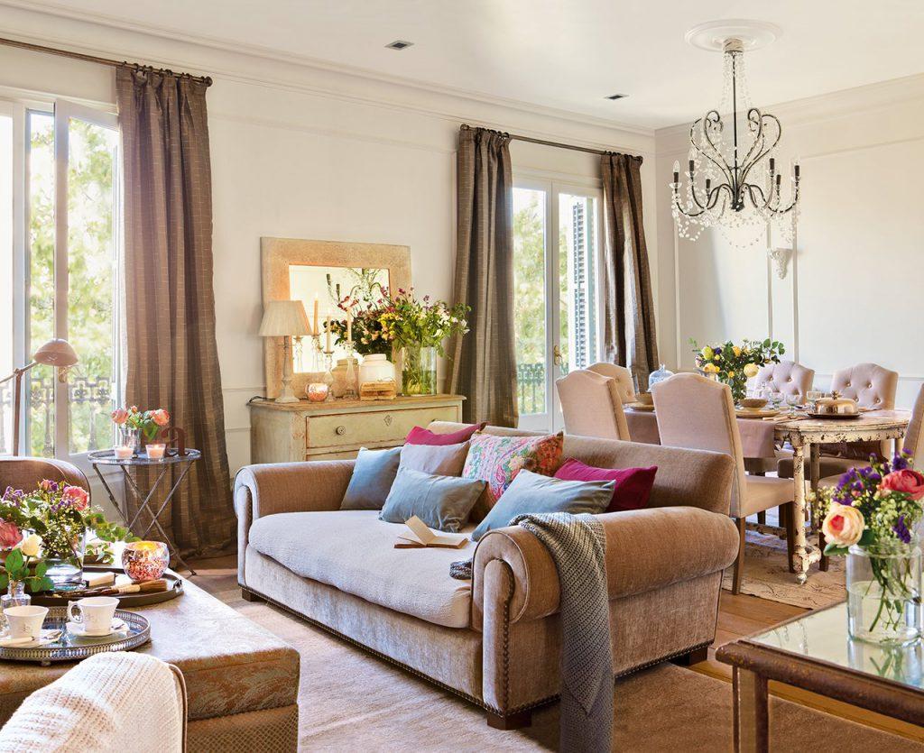 Гостиная мечты: что добавит уюта главной комнате квартиры