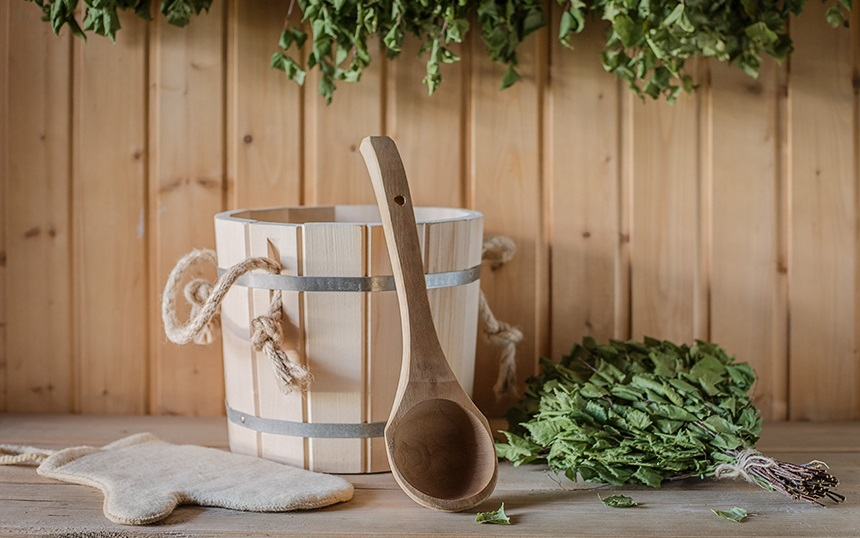 Фундамент для срубовой бани