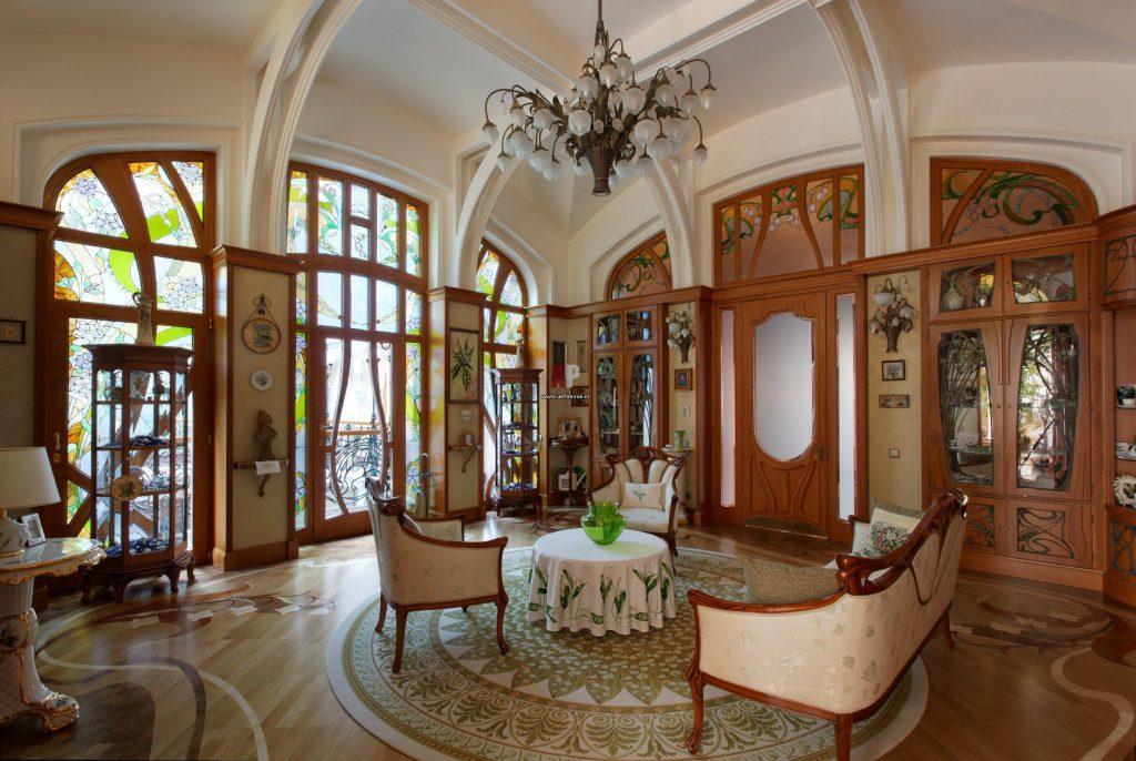 Как должна выглядеть гостиная в стиле модерн
