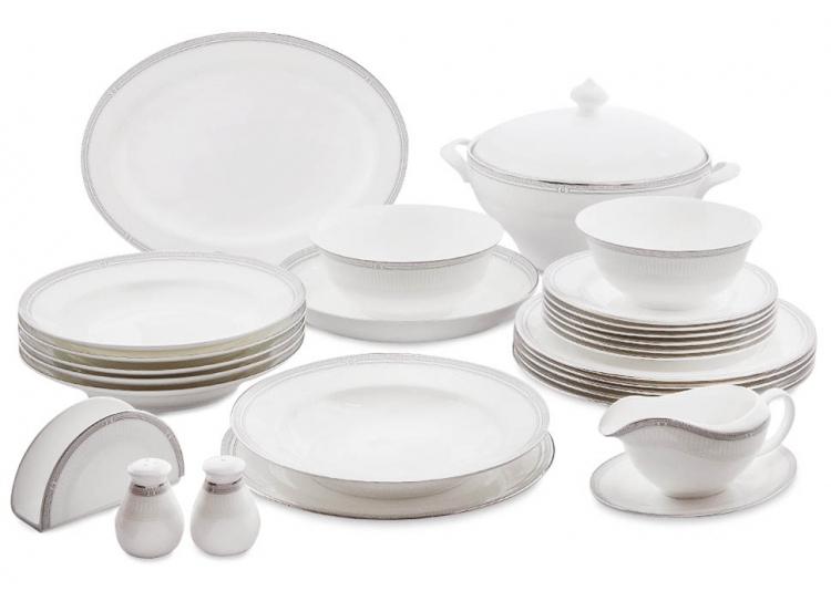 Тарелки и сервизы для гламурной сервировки
