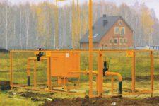 Газификация загородного дома