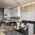 Игры с пространством: способы зонирования пространства в квартире