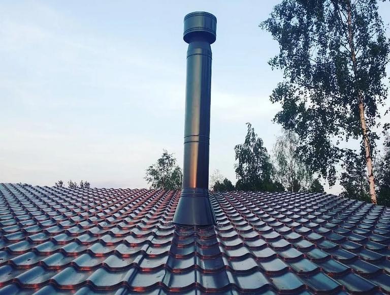 Балтийский дымоходы от компании «Балтийские дымоходы» : обращайтесь, не пожалеете