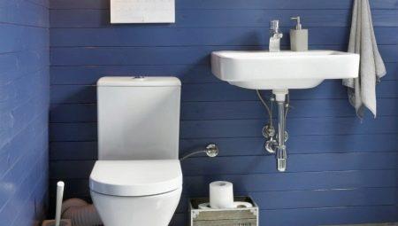 Современный дизайн туалета: особенности оформления