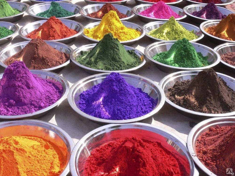 Основные отличия краски в виде порошка от других видов ЛКМ