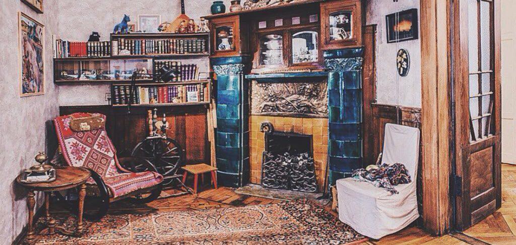 Квартира в старом доме: интересная задача для дизайнера
