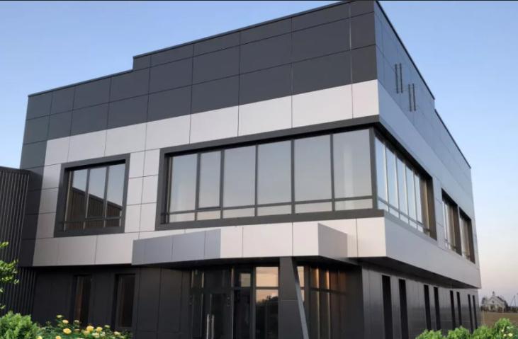 Алютал: фасадные системы от лучшего производителя
