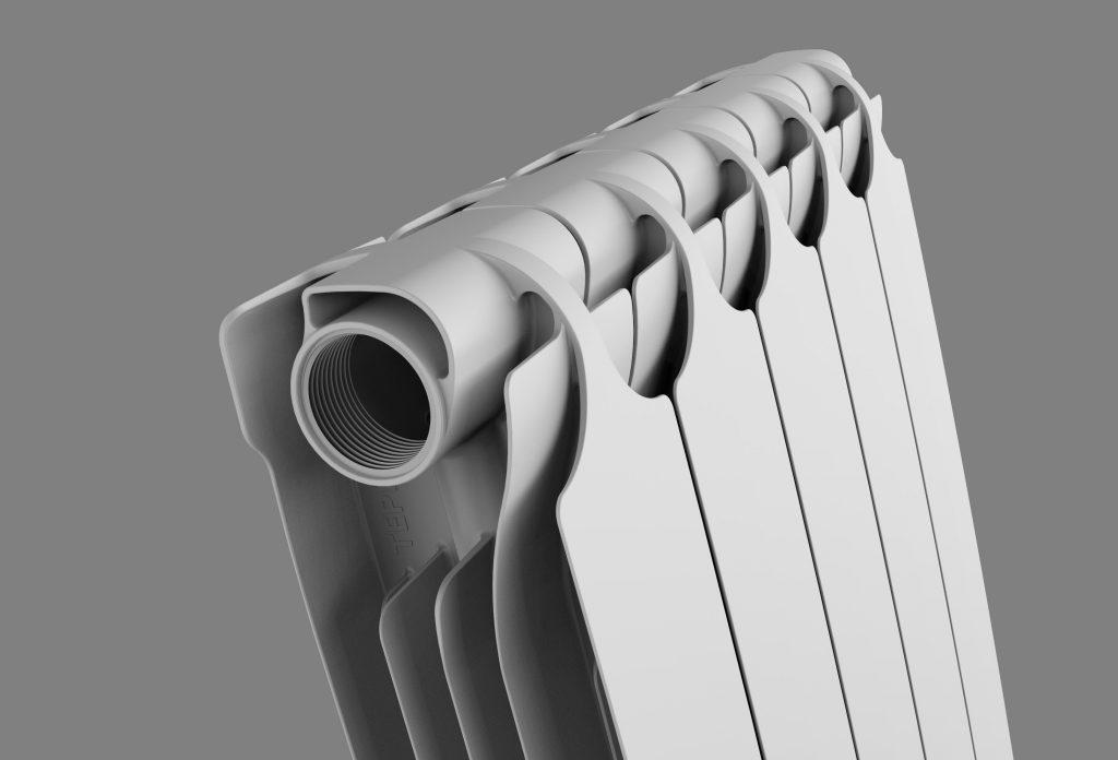 Биметаллические радиаторы: особенности и преимущества