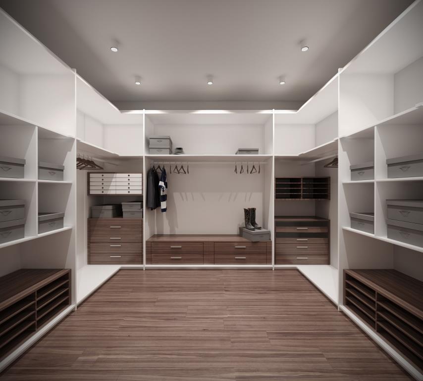 Современная модная квартира