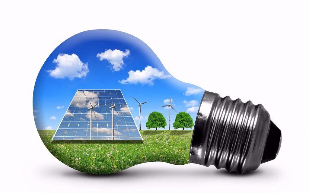 Энергоэффективность на своей территории
