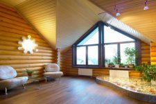 Отделка блок хаусом — стильное решение для наружного и внутреннего оформления