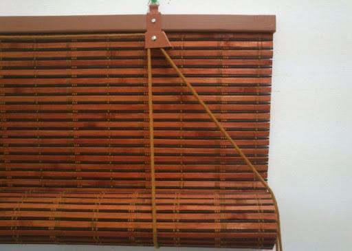 Особенности рулонных бамбуковых штор