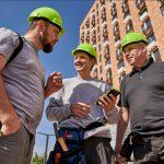 Цифровая платформа для строителей
