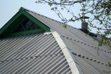 Кровля крыши: шифер – дешево и практично