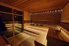 Хамам из клееного бруса: особенности конструкции