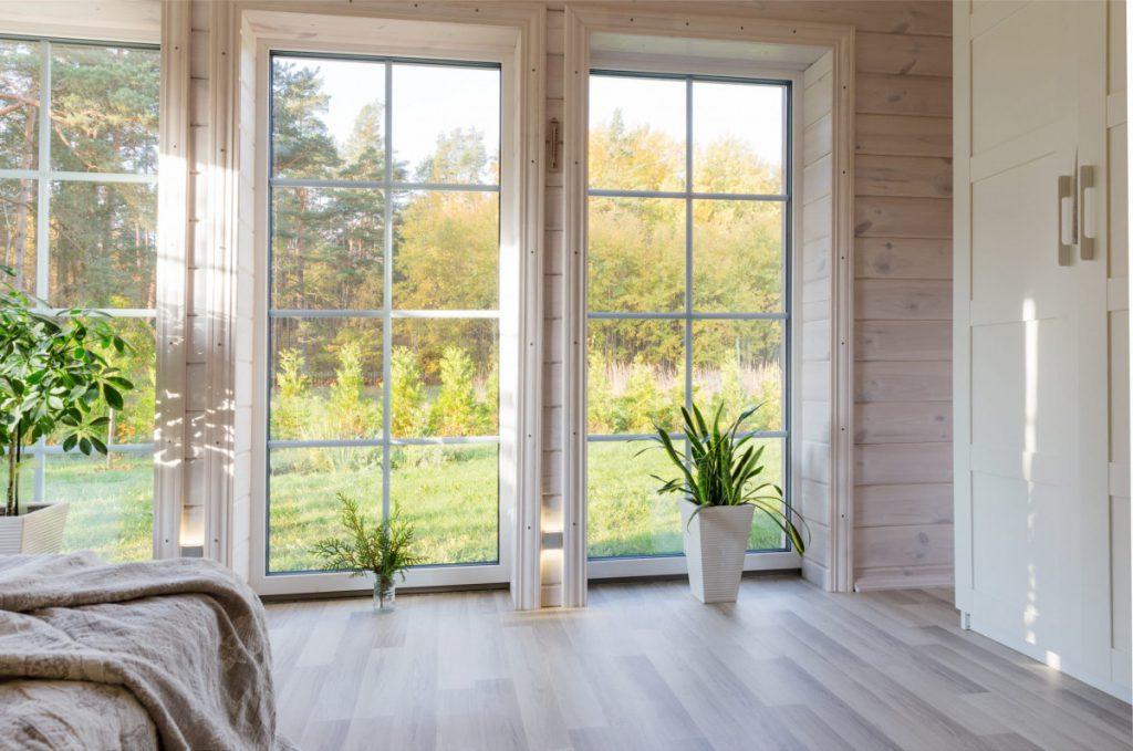 Плясать от окна: что важно знать о панорамных окнах