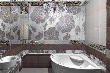 Украшения для ванной комнаты – 9 самых модных идей