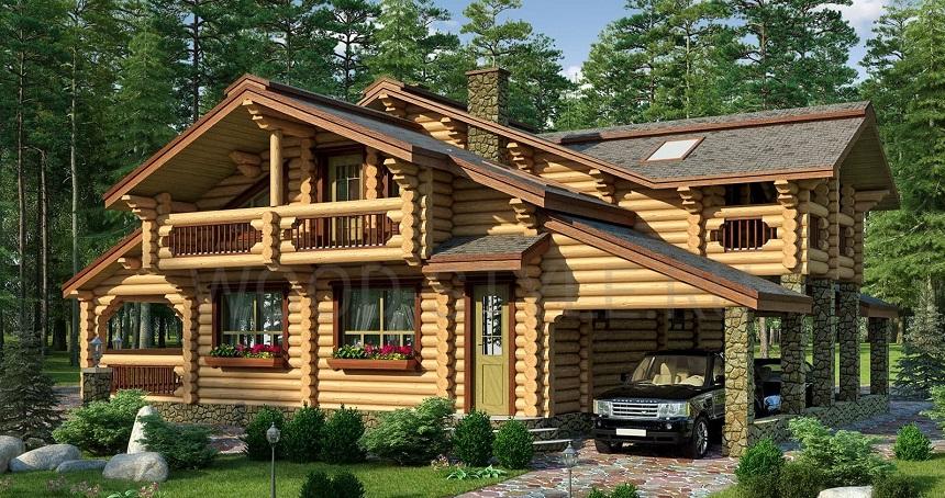 Материалы для строительства деревянного дома: плюсы и минусы