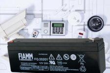 Аккумуляторная батарея FIAMM FG 20201