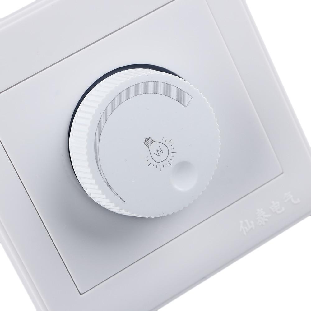 Регулировка освещения в комнате: диммеры для светильников