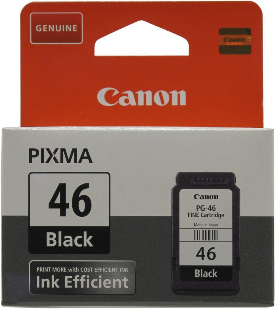 Картридж для принтера Canon PG 46: какой выбрать?