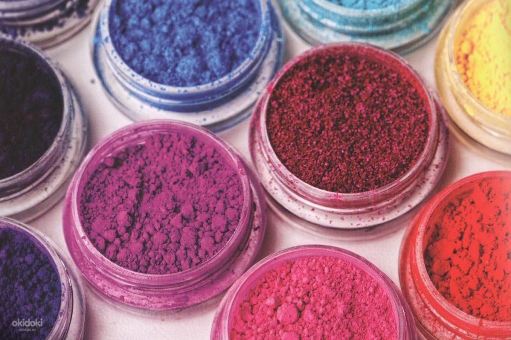 Полимерно-порошковая краска по металлу: состав, свойства и технология нанесения