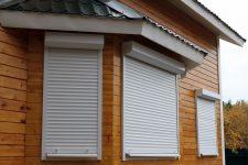 Рольставни: современная защита окон и дверей