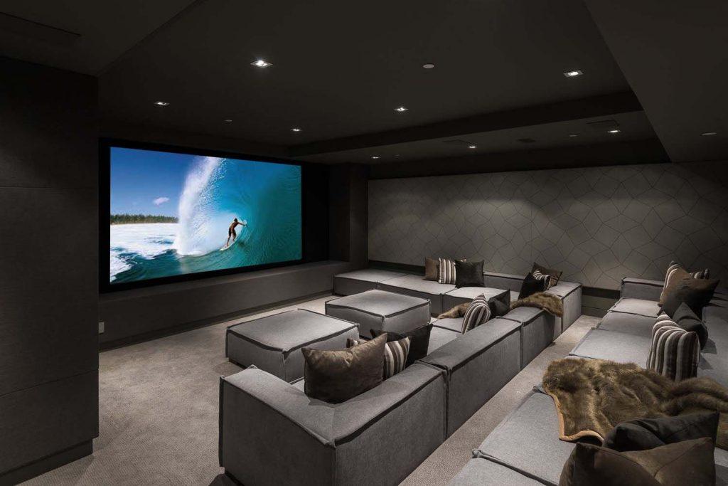 Обустройство кинотеатра дома