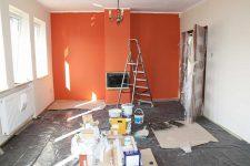 Косметический ремонт квартиры в новостройке