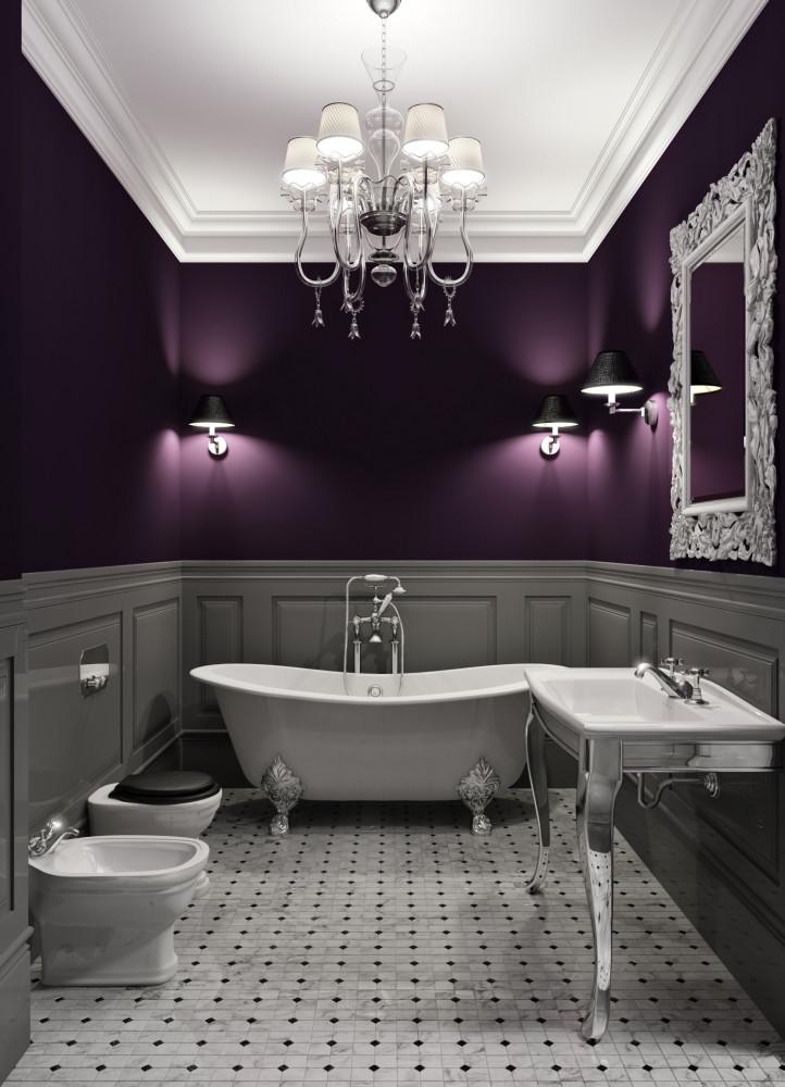 Почему ванную комнату не стоит делать светлой: 5 веских причин