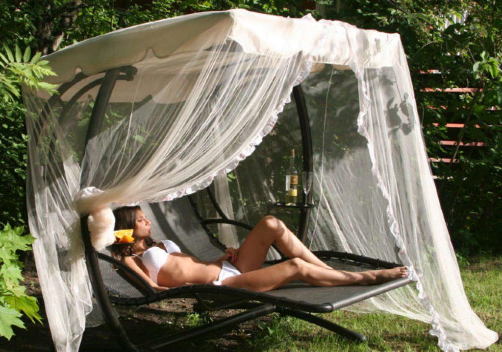 Гамаки и лежаки для улицы и балкона, в которых вы захотите провести лето