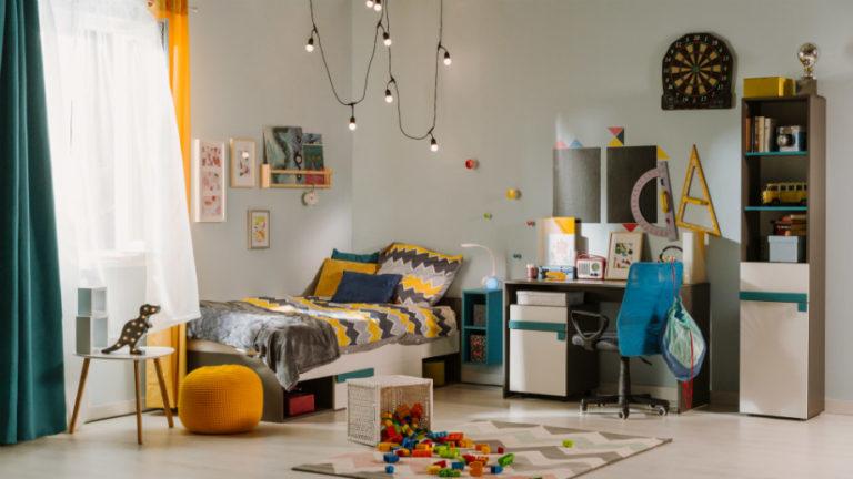Первая комната школьника – что важно при оформлении