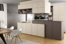 Как спланировать кухню в квартире-студии: 5 важных моментов
