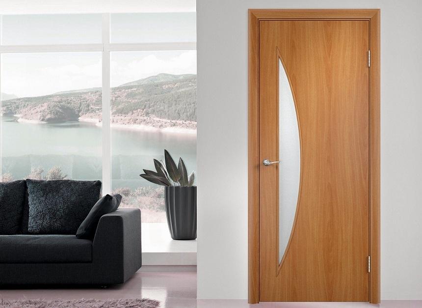 Остекленные двери: советы по выбору