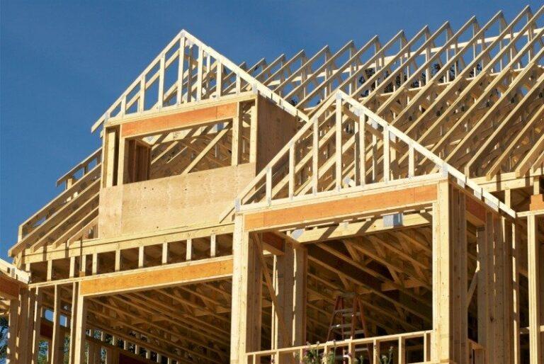 Трудоемкое строительство домов