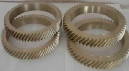 Изготовление зубчатого венца