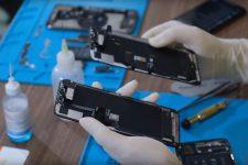 Качественные показатели ремонта iPhone 12 Mini