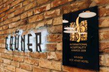 Номера отеля «Gruner Lviv Boutique Hotel»