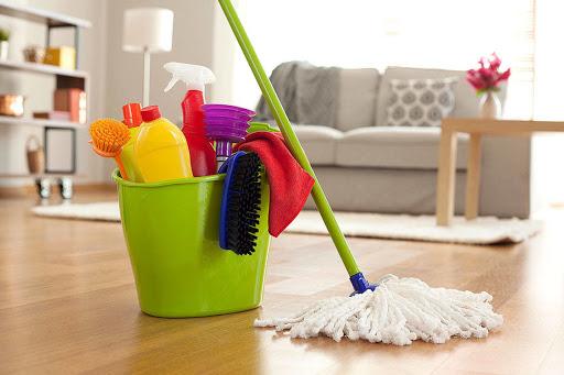 Клининг: генеральная уборка в помещении