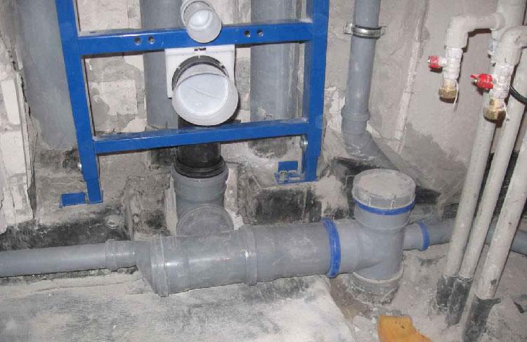 Монтаж канализации и водопровода от компании ГазТехМонтаж